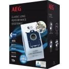 AEG GR201SMCC - 12 stuks - Stofzuigerzak